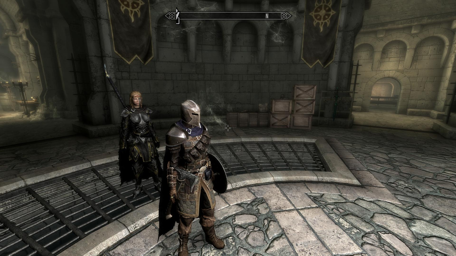 Skyrimdawnguard first impression be the britannian t2a dawnguard heavy armor set voltagebd Choice Image
