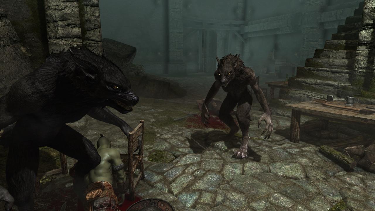 Werewolf Lord Skyrim Dinocroinfo