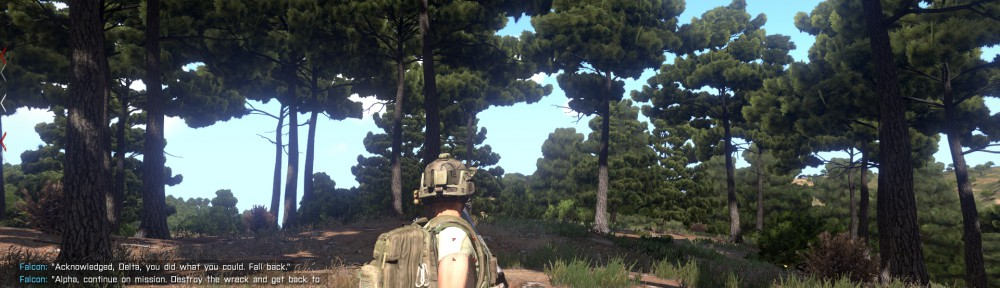 "[ARMA3] Campaign – Survive ""Blackfoot Down″"