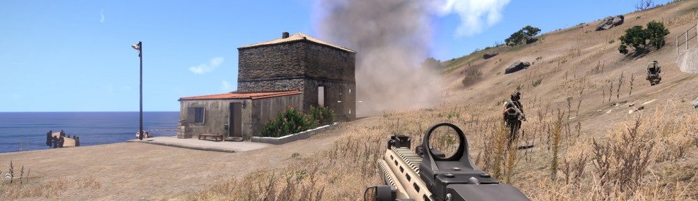 "[ARMA3] Campaign – Survive ""Death Valley"""