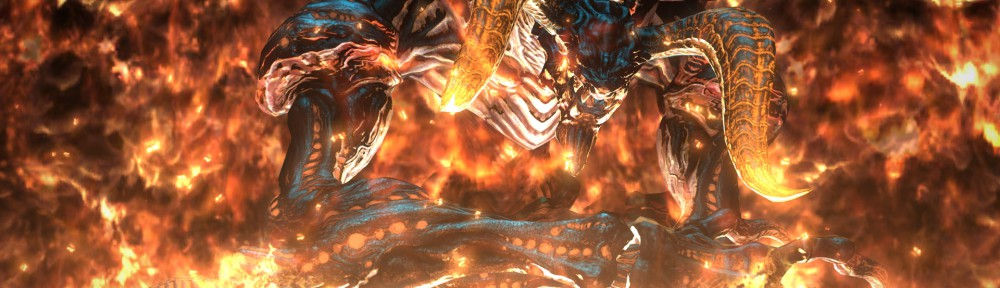 [FFXIV] Ifrit (Hard) #6, #7