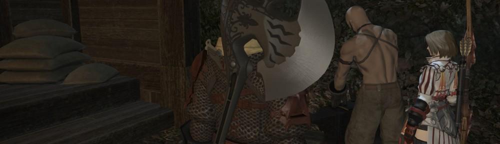 [FFXIV] Amdapor Keep, Relic Quest, Seasonal Event