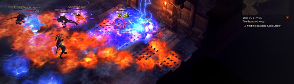 [Diablo3] Patch 2.0 & Wizard lvl 60