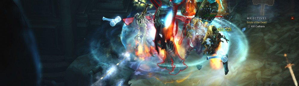 [Diablo3] Crusader Act 5 Torment I