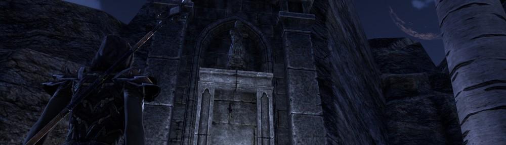 vampire shrine