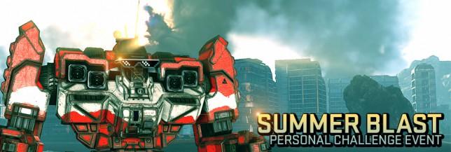 Summer Blast Event Hedder